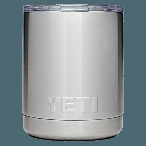 Custom Premier Pour Bartending Stainless Steel YETI Rambler Lowball 10oz Mug